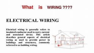 Hospital Wiring System