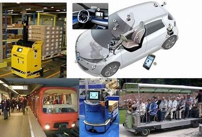 Robots Robotique Transport Isn Quoi
