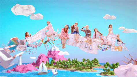 Oh My Girl 'coloring Book' Mv Review