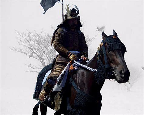 fond decran samourai samurai screensaver
