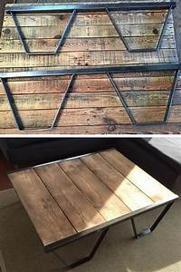 Table Basse Palettes : table basse palette bois a vendre ~ Melissatoandfro.com Idées de Décoration