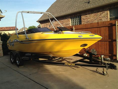 Crownline Boats Light by Crownline 202 Lpx 2003 For Sale For 18 500 Boats From