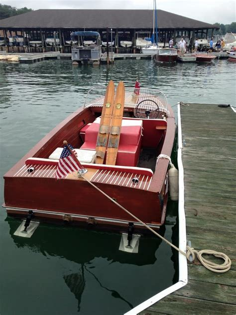 Ski Boat Pics by Chris Craft Ski Boat 1959 For Sale For 9 500 Boats From