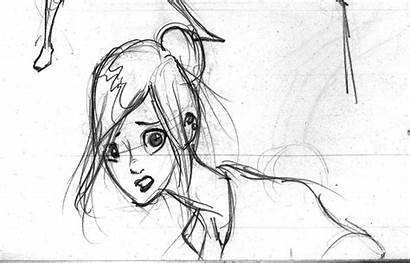 Sketch Quick Drawing Pencil Greedy