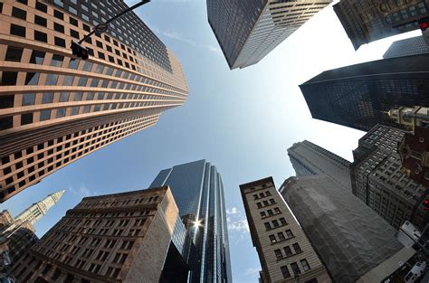 how to photograph architecture fish eye lens of building by robin houde photography
