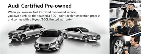 Audi Certified Pre Owned by Certified Pre Owned Audi Information Continental Audi In