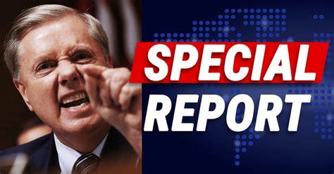 Lindsey Graham Just Called For DOJ Investigation - He ...