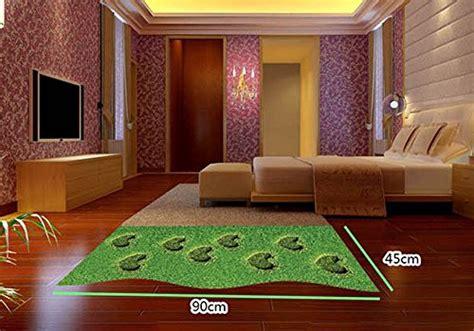 fangeplustm  grass floor sticker diy removable art