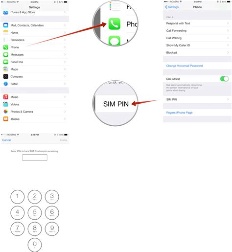 how to send a pin on iphone how to set up a pin code on your iphone sim imore