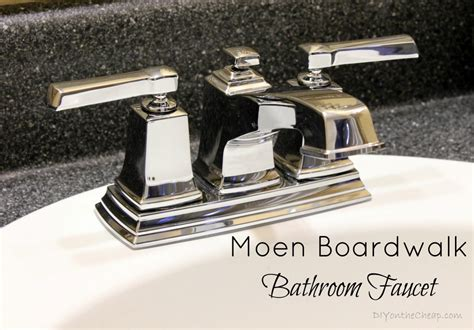 how to install a bathroom faucet diy on the cheap