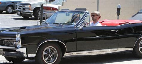 justin timberlake jeep justin timberlake s 1967 pontiac gto convertible auto