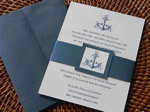 nautical wedding invitation nautical wedding wedding With nautical chart wedding invitations
