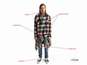 90s Grunge Style Mens images