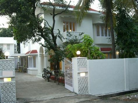 Chennai Boat Club Bungalow by Bungalow For Rent In Defence Colony Near Chennai Trade Center