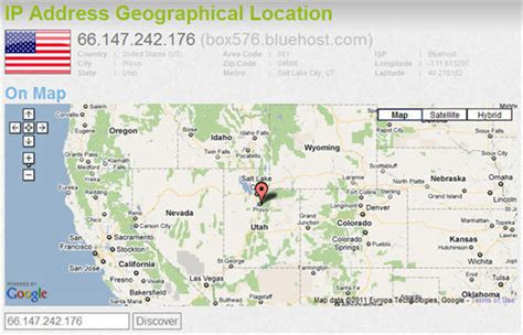 What Is Geographical Location by Find The Geographical Location Of An Ip Address