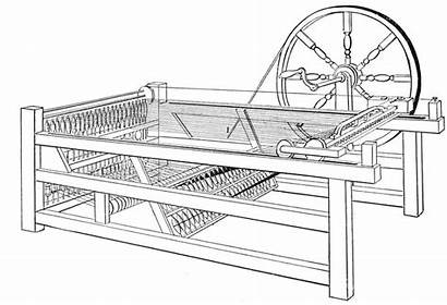 Spinning Jenny Industrial Revolution Improved History Pages