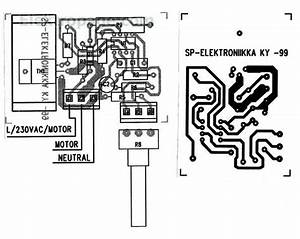 U208 Tic236 220v Ac Motor Controller