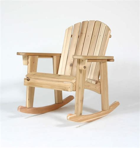 big garden rocker big chair