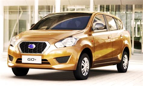 Datsun And Nissan by Nissan To Launch Datsun Go And Go In Pakistan Brandsynario