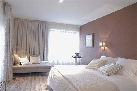 chambre beige et mauve chambres