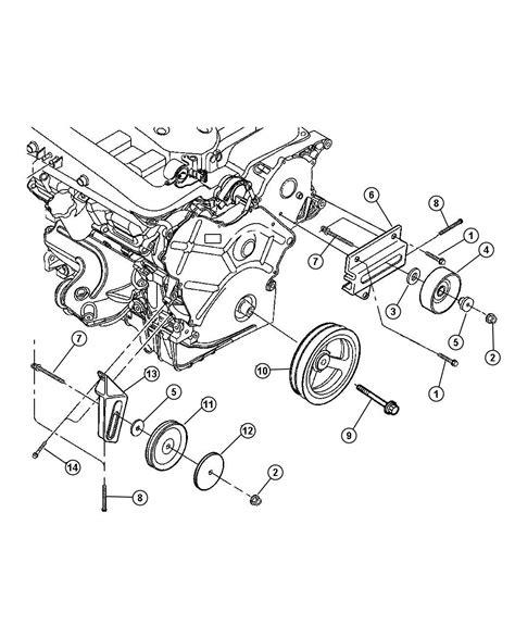 Dodge Intrepid Engine Diagram Auto Wiring