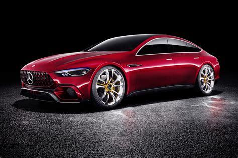 Mercedesamg Gt Concept A Crosstown Rival To The Porsche