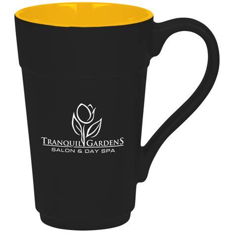 imprintca stride ceramic mug  oz