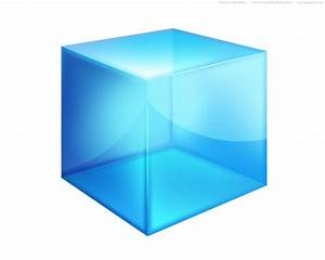 Blue Cubes Clipart - Clipart Suggest