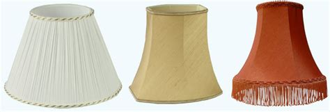 fabric l shades handmade to order imperial lighting