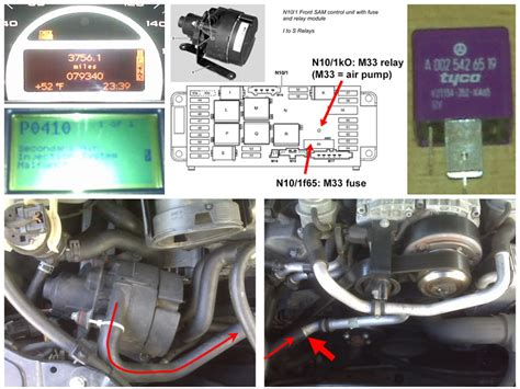 diy cheap   easy secondary air injection pump