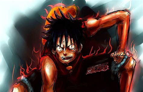 piece luffy  wallpaper wallpapers background