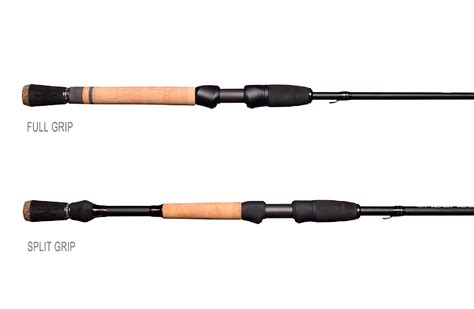 spinning rods  define fishing quality
