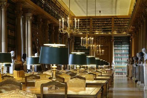 file salle de lecture de la bibliotheque mazarine n5
