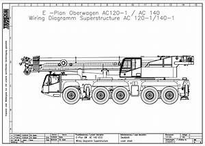 Terex Demag Mobile Crane Ac140 170 Ton Technical Manual