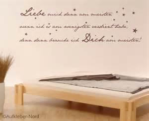 liebe mich wandtattoo 150cm wandaufkleber schlafzimmer sprüche geschenkidee k0 - Sinnsprüche Liebe
