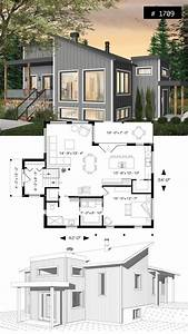 Modern, House, Plans, With, Lots, Of, Windows, 2021