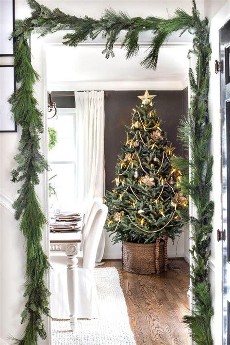 Weihnachtlich Dekorieren Tipps by Best 25 Real Tree Ideas On