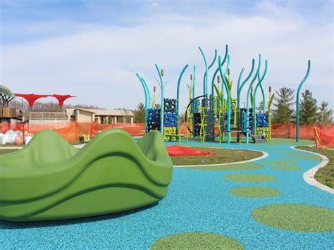 inclusive accessible parks  playgrounds  des moines