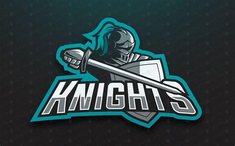 knight esports logo knight mascot logo  sale lobotz