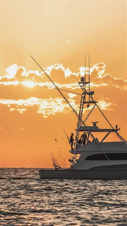 Fishing Boat Boats Console Backgrounds Fish Ah360views