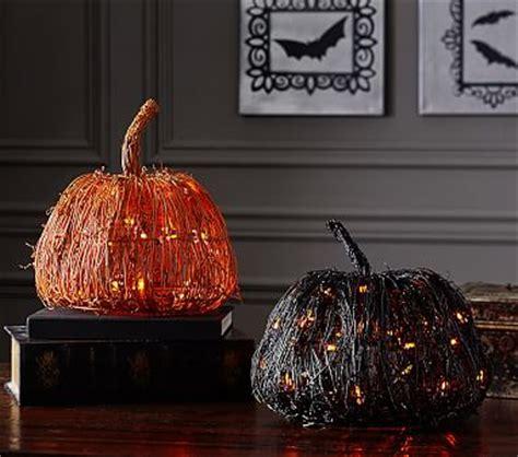 light  vine pumpkins pottery barn kids