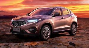 Acura CDX Could Come To The U.S. As A Mercedes GLA Rival ...  Acura