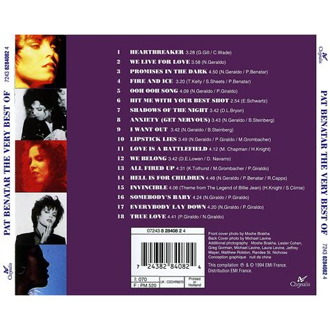 pat benatar all fired up album the best of pat benatar mp3 buy tracklist