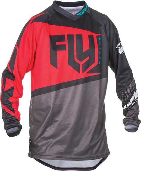 fly motocross jersey 2017 fly racing f 16 jersey mx atv motocross off road