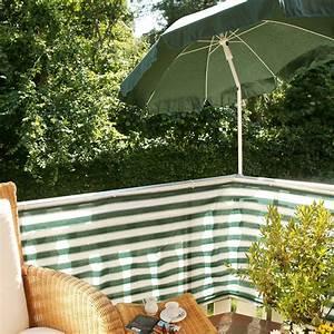 Sichtschutzmatten Kunststoff Meterware : balkonbespannung pe classic gr n wei sichtschutz ~ Eleganceandgraceweddings.com Haus und Dekorationen