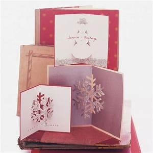 Pop Up Weihnachtskarten : pop up weihnachtskarte mit schneefl ckchen gestalten weihnachten ~ Frokenaadalensverden.com Haus und Dekorationen