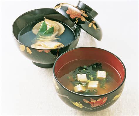 recette cuisine japonaise facile cuisine japonaise recette facile de soupe miso