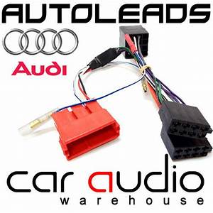 Audi A3 A4 A6 Tt Rear Speaker Amplified Bypass Car Stereo