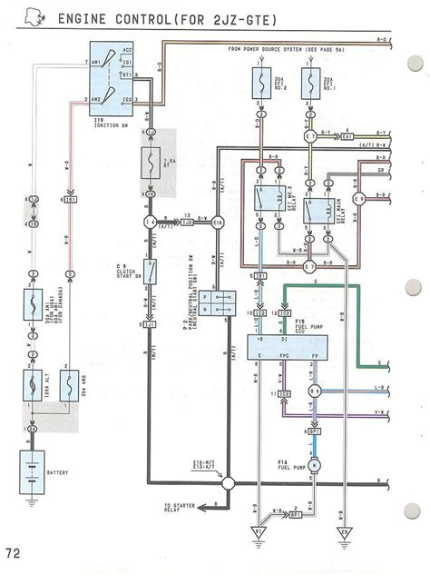 95 Toyotum Supra Engine Diagram by Fuel System Installation How To Do S And