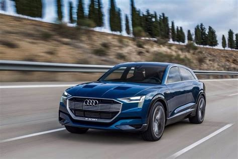 Audi Suv 2020 by Three Audi Electric By 2020 Will Be An